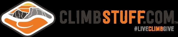 ClimbStuff.com logo horizontal
