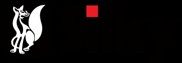 Silky Saws logo horizontal